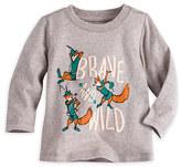 Disney Robin Hood Long Sleeve Tee for Baby