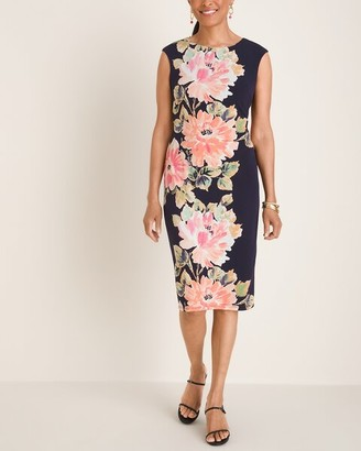 Maggy London Floral Dress