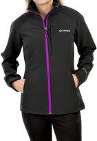 Columbia Prime Peak Omni-Wind® Block Soft Shell Jacket (For Women)