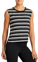 Athleta Striped Serenity Muscle