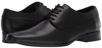 Calvin Klein Birk (Black Dress Leather) Men's Shoes