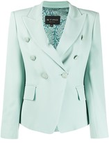 Etro fitted double-breasted blazer