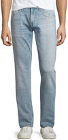 Hudson Byron Straight-Leg Denim Jeans, Radius