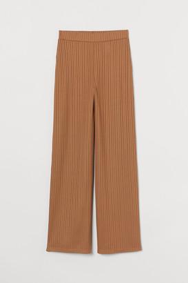 H&M Ribbed Pants