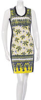 Prabal Gurung Printed Sleeveless Dress