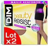 Dim Women's Beauty Resist Tights, Not Applicable (Pack of two), ,Manufacturer Size:3