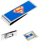 Cufflinks Inc. Men's Superman Money Clip