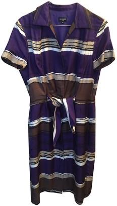 Hobbs Multicolour Silk Dress for Women