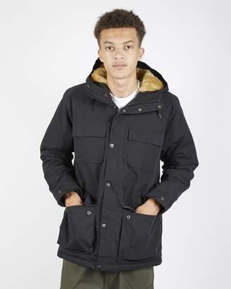 Carhartt Wip WIP - Mentley Jacket with Pile Lining Black