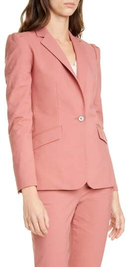 Rebecca Taylor Tailored by Stretch Suit Blazer