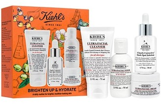 Kiehl's Brighten & Hydrate 4-Piece Set