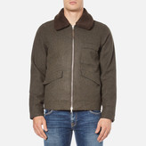 Universal Works Men's Battle Jacket Olive