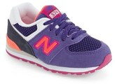 New Balance Girl's 'Summit' Sneaker