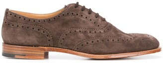 Church's Burwood suede brogues