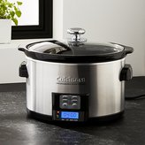 Crate & Barrel Cuisinart ® 3.5-qt. Slow Cooker
