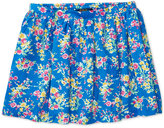 Ralph Lauren Floral-Print Skirt, Big Girls (7-16)