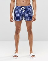 Ringspun Star Short Shorts Co-ord