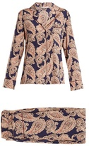 Stella McCartney Poppy Snoozing paisley-print pyjama set