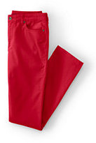 Classic Women's Pre-hemmed Mid Rise Slim Corduroy Pants-Sand