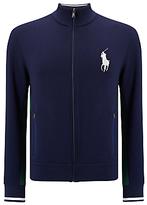 Polo Ralph Lauren Support Wimbledon 2017 Ball Boy Jacket, French Navy Multi