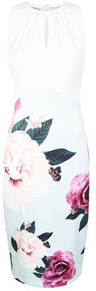 Ted Baker Ruched Bodycon Dress