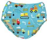 Charlie Banana Reusable Easy Snaps Swim Diaper, Under Construction (Assorted Sizes)