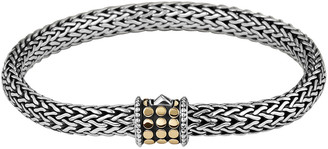 John Hardy Dot-Clasp Bracelet, Medium
