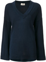 Antonia Zander v-neck jumper