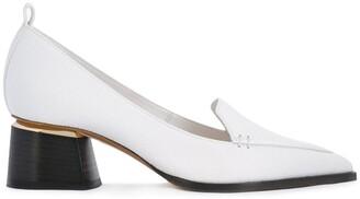 Nicholas Kirkwood Beya block heeled pumps