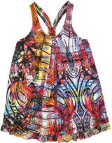 Richmond Jr Printed viscose top