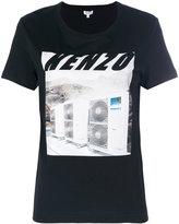 Kenzo Fan T-shirt - women - Cotton - S