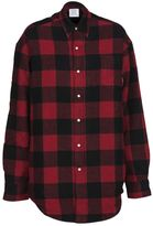 Vetements Check Shirt
