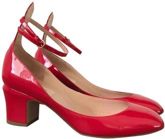 Valentino Tango Red Patent leather Heels