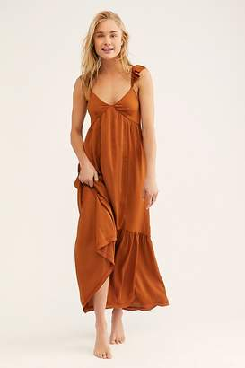 Free People Day Or Night Maxi Slip by Intimately at