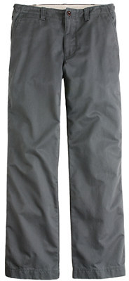 J.Crew Broken-in chino in bootcut fit