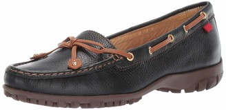 Marc Joseph New York Women's Golf Genuine Leather Made in Brazil Cypress Hill Fashion Shoe