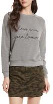 Rebecca Minkoff Women's Less War Sweatshirt