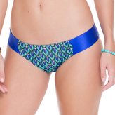 Luli Fama Full Tab Bottom In Electric Blue (L47030G)
