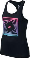 Nike Block Racerback Tank Top - Girls 7-16