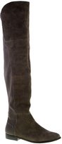Chinese Laundry Smoke Riley Suede Over-the-Knee Boot