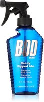 Parfums de Coeur Bod Man Really Ripped Abs for Men Fragrance Body Spray, 8.0 Ounces