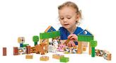 Farm Building Block Set