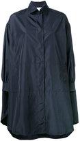 Gianluca Capannolo rain coat - women - Polyester - 40
