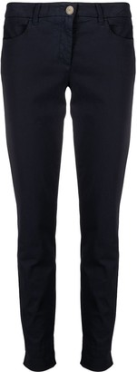 Luisa Cerano Straight-Leg Trousers