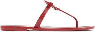 Tory Burch Mini Miller Rubber Sandals