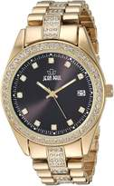 Jean Paul Gaultier Men's Quartz Metal and Alloy Watch, Color:-Toned (Model: 47702)