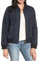 Bernardo Women's Reversible Bomber Jacket