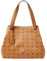 MCM Large Leather Visetos Bag