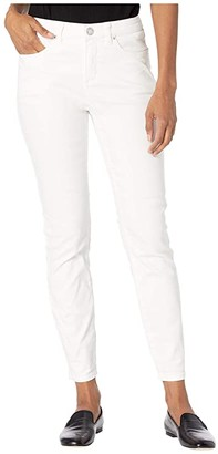 FDJ French Dressing Jeans Denim Olivia Slim Ankle in Off-White (Off-White) Women's Jeans