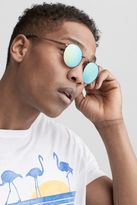 American Eagle Outfitters AE Metal Round Sunglasses